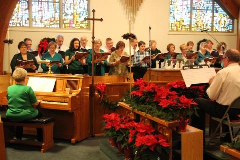 Christmas Cantata, St. John's United Church of Christ, Tamaqua, 12-13-2015 (27)
