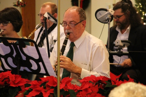 Christmas Cantata, St. John's United Church of Christ, Tamaqua, 12-13-2015 (35)