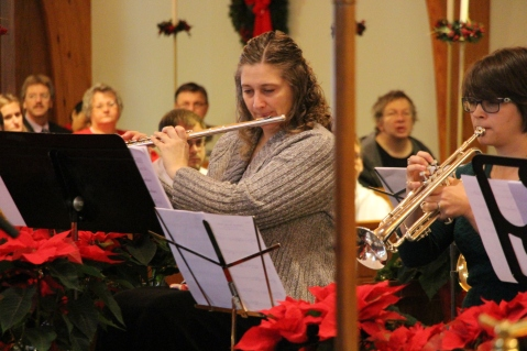 Christmas Cantata, St. John's United Church of Christ, Tamaqua, 12-13-2015 (38)