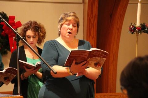 Christmas Cantata, St. John's United Church of Christ, Tamaqua, 12-13-2015 (52)