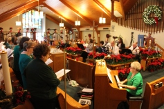Christmas Cantata, St. John's United Church of Christ, Tamaqua, 12-13-2015 (58)