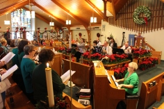 Christmas Cantata, St. John's United Church of Christ, Tamaqua, 12-13-2015 (63)