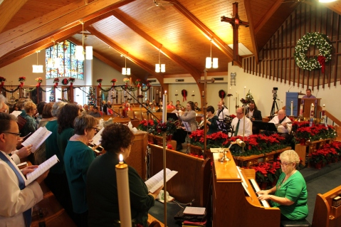 Christmas Cantata, St. John's United Church of Christ, Tamaqua, 12-13-2015 (65)