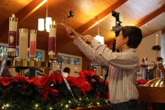 Christmas Cantata, St. John's United Church of Christ, Tamaqua, 12-13-2015 (7)