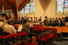 Christmas Cantata, St. John's United Church of Christ, Tamaqua, 12-13-2015 (70)
