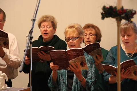 Christmas Cantata, St. John's United Church of Christ, Tamaqua, 12-13-2015 (76)