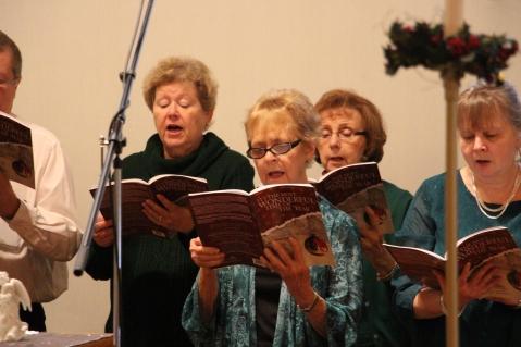 Christmas Cantata, St. John's United Church of Christ, Tamaqua, 12-13-2015 (76)