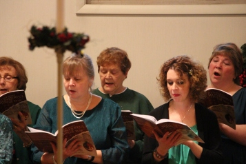 Christmas Cantata, St. John's United Church of Christ, Tamaqua, 12-13-2015 (78)