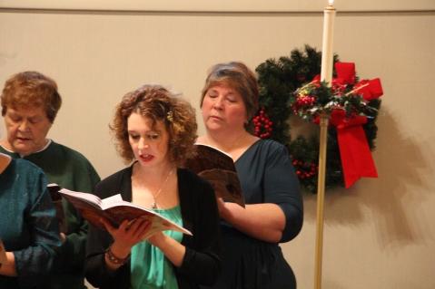 Christmas Cantata, St. John's United Church of Christ, Tamaqua, 12-13-2015 (79)