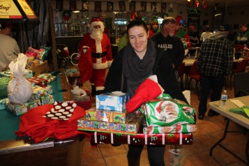 East End Fire Company Helps 27 Families for the Holidays, EE Fire Company, Tamaqua, 12-20-2015 (20)