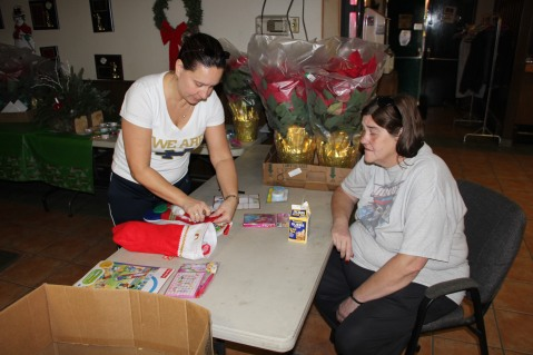 East End Fire Company Helps 27 Families for the Holidays, EE Fire Company, Tamaqua, 12-20-2015 (40)