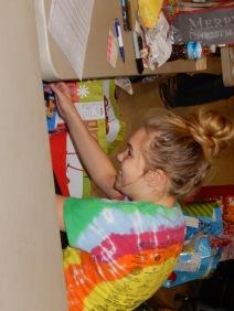 Food Basket, Angel Tree, Toys For Tots Distribution, Salvation Army, Tamaqua, 12-17-2015 (20)