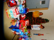 Food Basket, Angel Tree, Toys For Tots Distribution, Salvation Army, Tamaqua, 12-17-2015 (26)