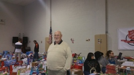 Food Basket, Angel Tree, Toys For Tots Distribution, Salvation Army, Tamaqua, 12-17-2015 (4)