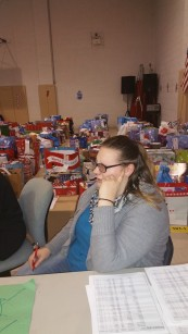 Food Basket, Angel Tree, Toys For Tots Distribution, Salvation Army, Tamaqua, 12-17-2015 (6)