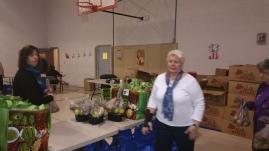 Food Basket, Angel Tree, Toys For Tots Distribution, Salvation Army, Tamaqua, 12-17-2015 (7)