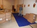 Food Basket Distribution, Tamaqua Salvation Army, Tamaqua, 11-23-2015 (21)