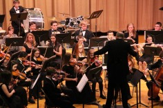Holiday Concert via Gabriel Youth Orchestra, Lengel Auditorium, Pottsville MS (13)