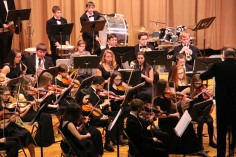 Holiday Concert via Gabriel Youth Orchestra, Lengel Auditorium, Pottsville MS (14)
