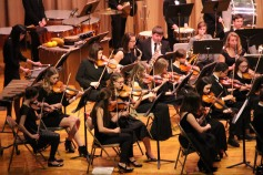 Holiday Concert via Gabriel Youth Orchestra, Lengel Auditorium, Pottsville MS (16)