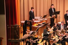 Holiday Concert via Gabriel Youth Orchestra, Lengel Auditorium, Pottsville MS (18)