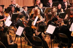 Holiday Concert via Gabriel Youth Orchestra, Lengel Auditorium, Pottsville MS (25)