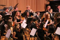Holiday Concert via Gabriel Youth Orchestra, Lengel Auditorium, Pottsville MS (26)