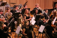 Holiday Concert via Gabriel Youth Orchestra, Lengel Auditorium, Pottsville MS (27)