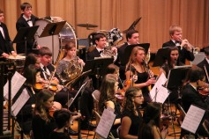 Holiday Concert via Gabriel Youth Orchestra, Lengel Auditorium, Pottsville MS (28)
