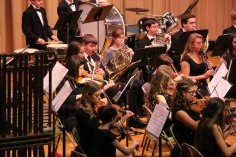 Holiday Concert via Gabriel Youth Orchestra, Lengel Auditorium, Pottsville MS (29)