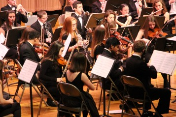 Holiday Concert via Gabriel Youth Orchestra, Lengel Auditorium, Pottsville MS (33)
