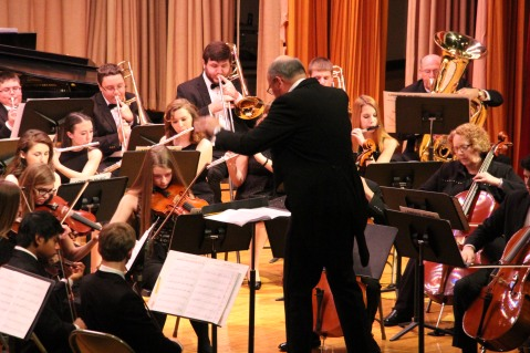 Holiday Concert via Gabriel Youth Orchestra, Lengel Auditorium, Pottsville MS (34)