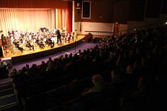 Holiday Concert via Gabriel Youth Orchestra, Lengel Auditorium, Pottsville MS (35)