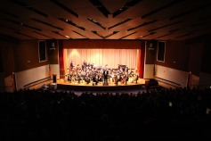 Holiday Concert via Gabriel Youth Orchestra, Lengel Auditorium, Pottsville MS (39)