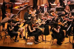 Holiday Concert via Gabriel Youth Orchestra, Lengel Auditorium, Pottsville MS (4)