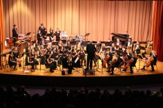 Holiday Concert via Gabriel Youth Orchestra, Lengel Auditorium, Pottsville MS (40)