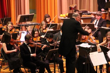 Holiday Concert via Gabriel Youth Orchestra, Lengel Auditorium, Pottsville MS (44)