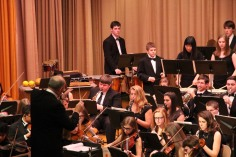 Holiday Concert via Gabriel Youth Orchestra, Lengel Auditorium, Pottsville MS (47)