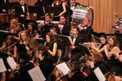 Holiday Concert via Gabriel Youth Orchestra, Lengel Auditorium, Pottsville MS (50)