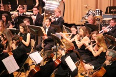 Holiday Concert via Gabriel Youth Orchestra, Lengel Auditorium, Pottsville MS (51)