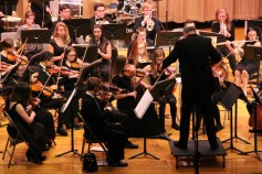 Holiday Concert via Gabriel Youth Orchestra, Lengel Auditorium, Pottsville MS (6)