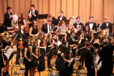Holiday Concert via Gabriel Youth Orchestra, Lengel Auditorium, Pottsville MS (62)