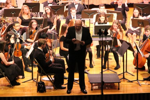 Holiday Concert via Gabriel Youth Orchestra, Lengel Auditorium, Pottsville MS (65)