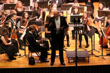 Holiday Concert via Gabriel Youth Orchestra, Lengel Auditorium, Pottsville MS (66)