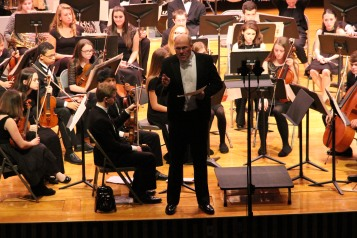 Holiday Concert via Gabriel Youth Orchestra, Lengel Auditorium, Pottsville MS (67)
