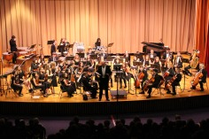 Holiday Concert via Gabriel Youth Orchestra, Lengel Auditorium, Pottsville MS (69)