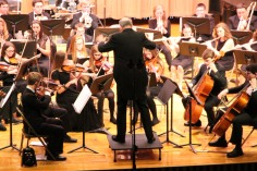 Holiday Concert via Gabriel Youth Orchestra, Lengel Auditorium, Pottsville MS (7)