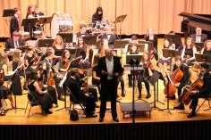 Holiday Concert via Gabriel Youth Orchestra, Lengel Auditorium, Pottsville MS (70)