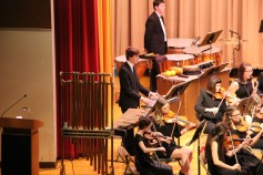 Holiday Concert via Gabriel Youth Orchestra, Lengel Auditorium, Pottsville MS (72)