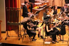 Holiday Concert via Gabriel Youth Orchestra, Lengel Auditorium, Pottsville MS (73)